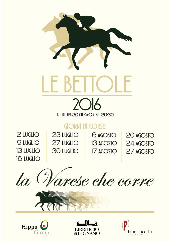 Corse Cavalli Milano Calendario.Varese Ippodromo Varese Indice